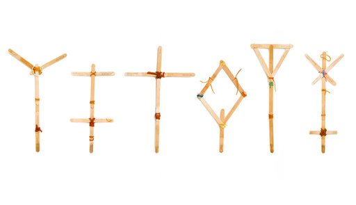 Crucifixes for Various Amphibians